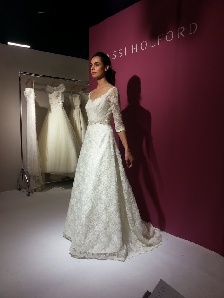 Sassi Holford Designer Weekend - Brides of Winchester