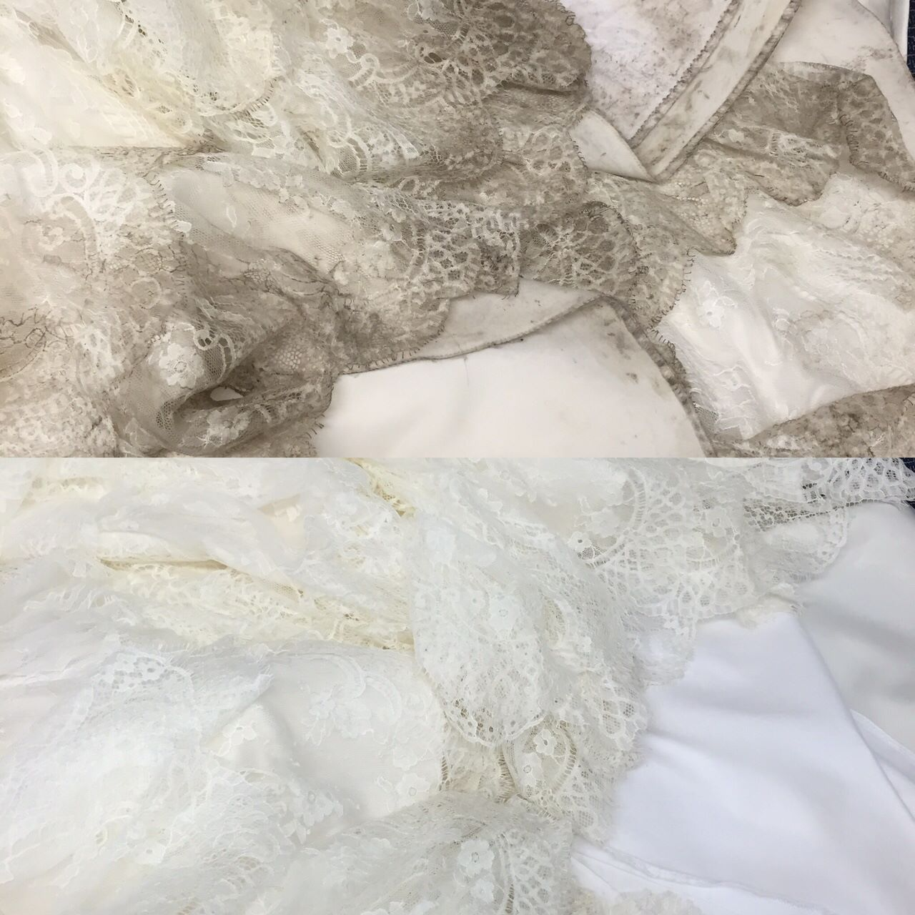 Wedding dress cleaning - Brides of Winchester