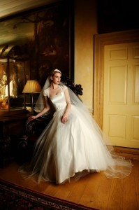 Beautiful Chanticleer Wedding Dress