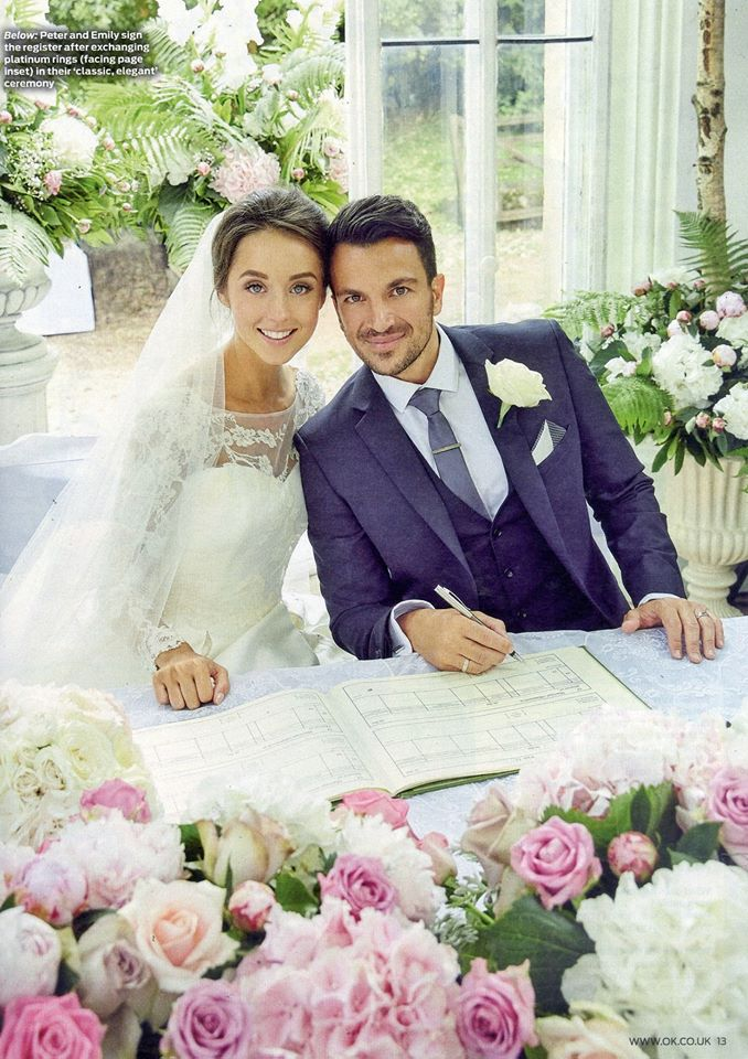 our designers dress the celebrities brides of winchester