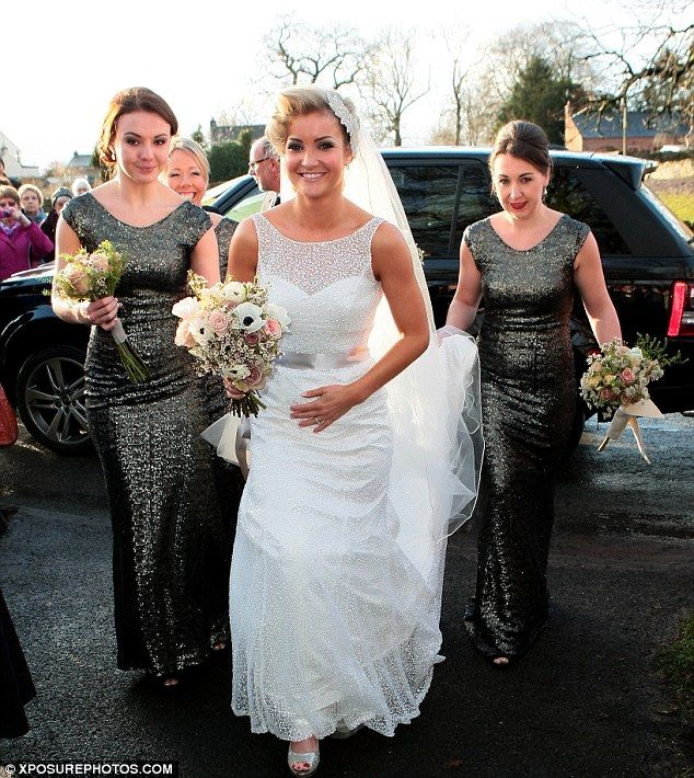 Celebs In Sassi Holford Wedding Dresses Brides Of Winchester