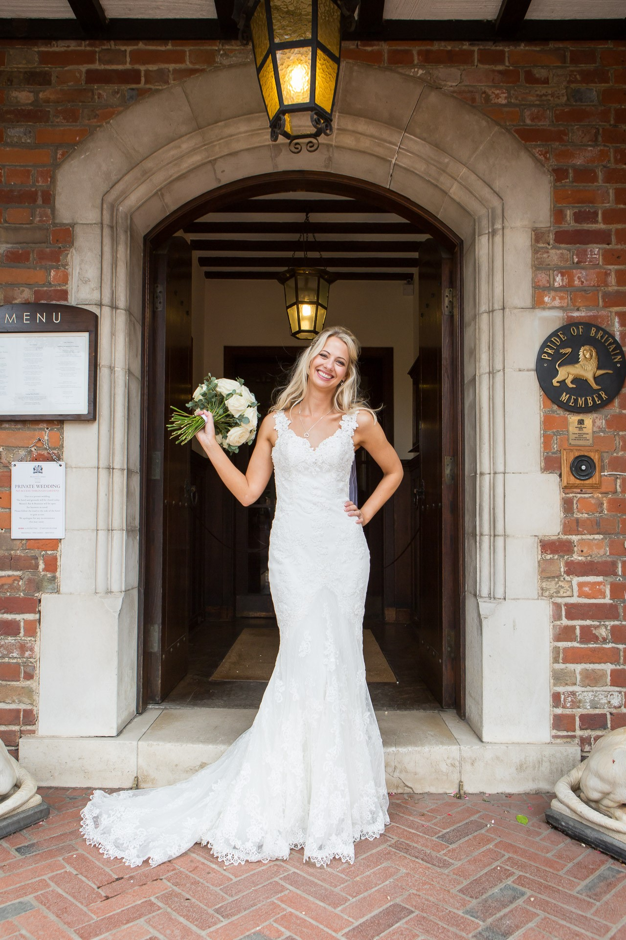 bowbride Pamela in Marte by Pronovias - Brides of Winchester