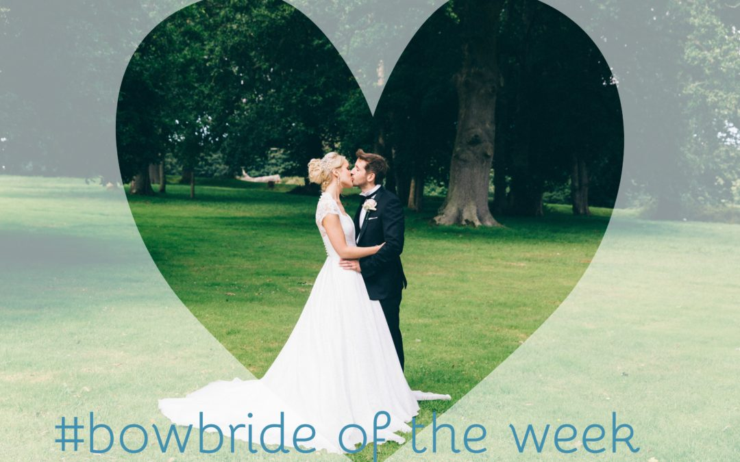#bowbride Holly in Melody by Suzanne Neville