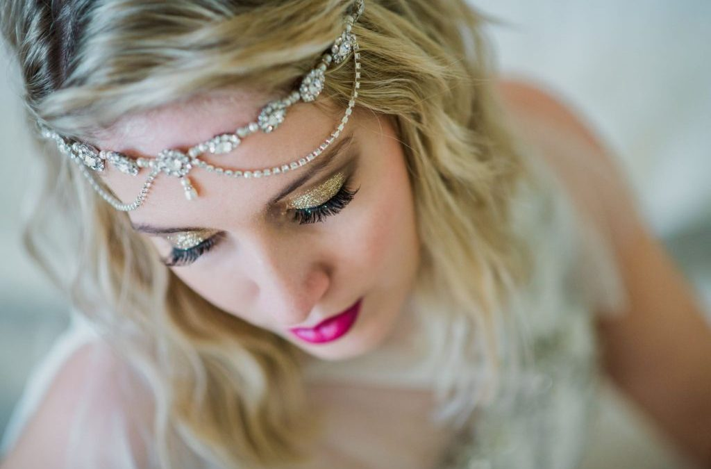 Beautiful wedding accessories by White Designs