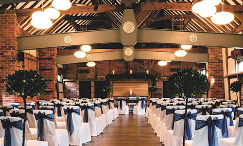 Wedding Venue - Lainston House