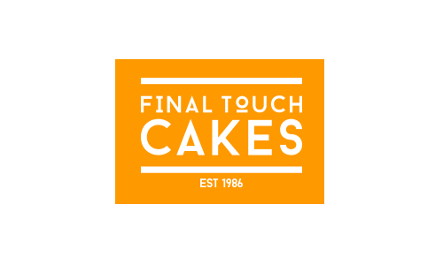 Final Touch wedding cakes