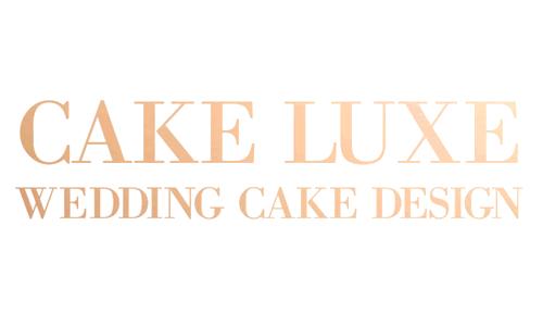 Cake Luxe - wedding cake design